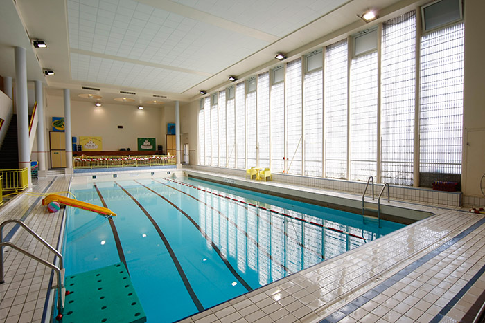 Piscine de neuilly for Champerret piscine