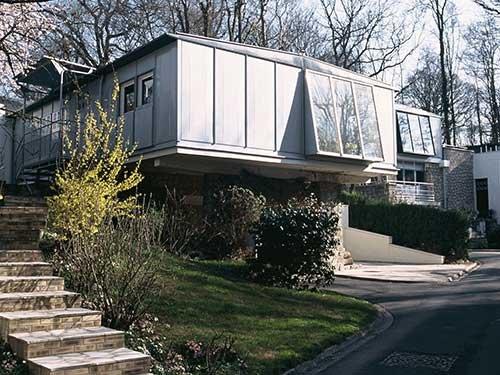 la promenade architecturale de meudon 92. Black Bedroom Furniture Sets. Home Design Ideas