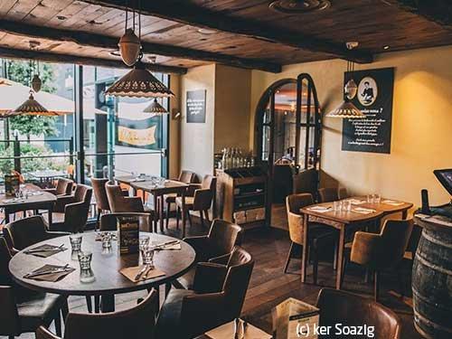 Restaurant Place Nationale Boulogne Billancourt