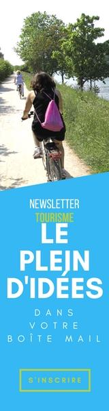 Inscription Newsletter tourisme