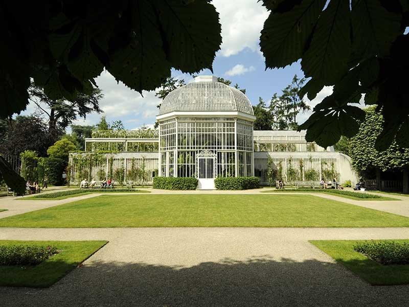 Visite botanique des jardins d partementaux albert kahn for Circuit jardins anglais