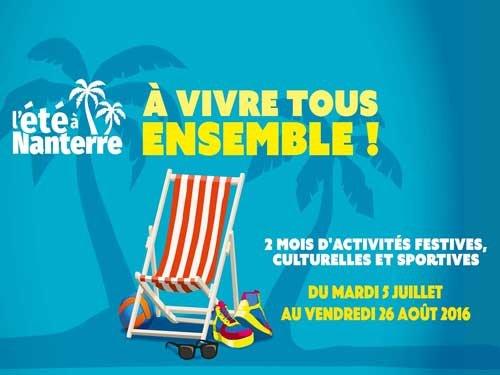 Plages piscines et animations de l 39 t tourisme dans - Piscine palais des sports nanterre ...