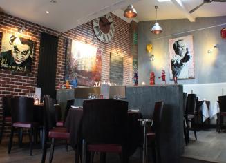 Les restaurants des hauts de seine for La salle amanger boulogne billancourt