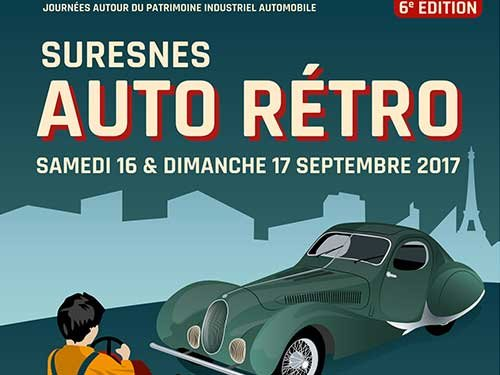 Suresnes Auto Rétro 2017